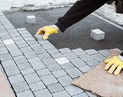 Виды тротуарной плитки от компании » МиШэМ»