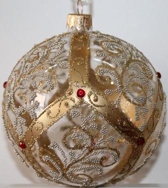 Bombki choinkowe, dekoracje na Nowy Rok