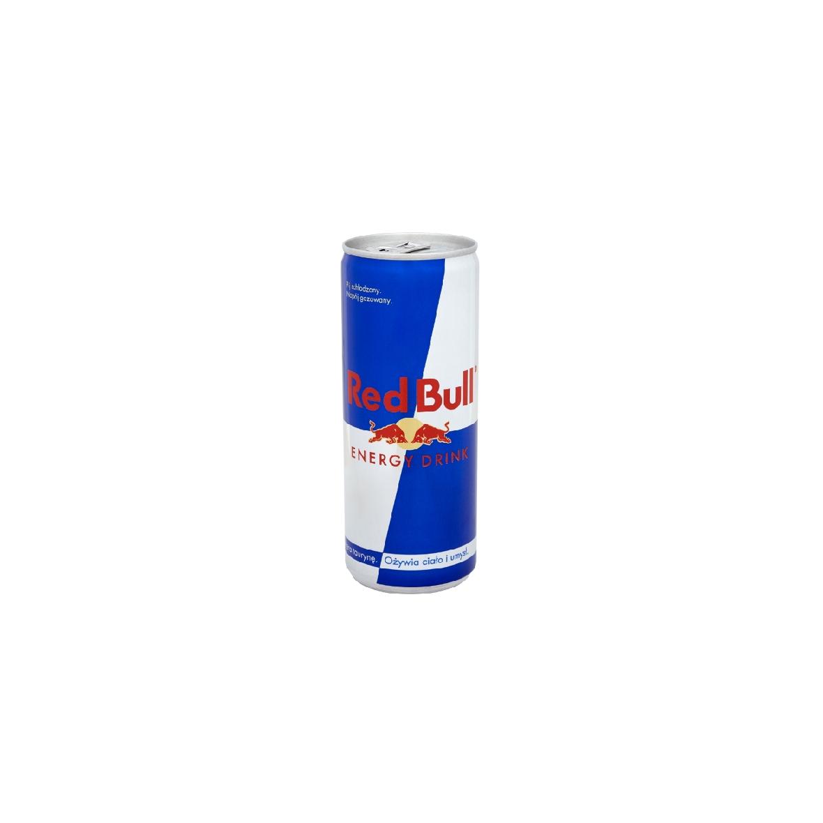 Napój energetyczny Red Bull puszka 250ml oferta hurtowa