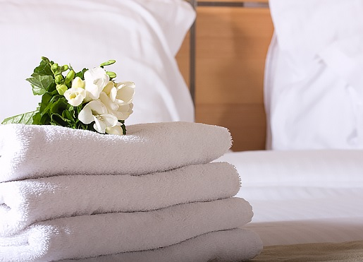 Tekstylia do hoteli
