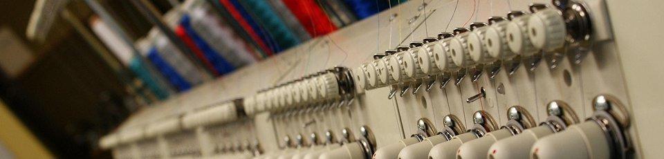 Haft komputerowy i dystrybucja odzieży haftowanej