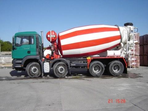 pompowanie i transport betonu