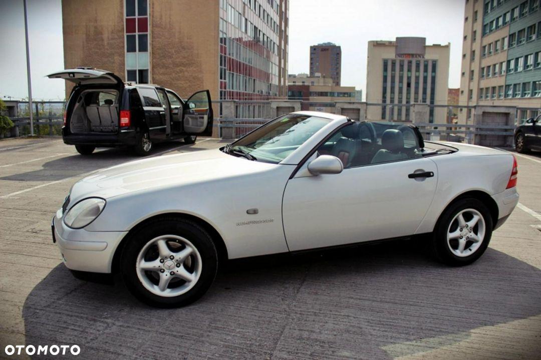 Mercedes-Benz SLK 2.3 Benzyna 193PS!! Manual*Cabrio*Alumy*Klima*Ks.serwisowa