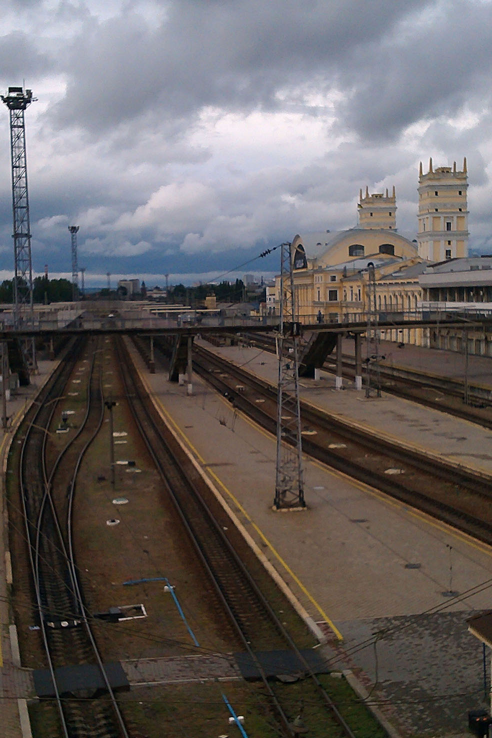 """LLC """"TRANSPORT KOLEJOWY"""" oferuje organizację transportu kolejowego, spedycji"""