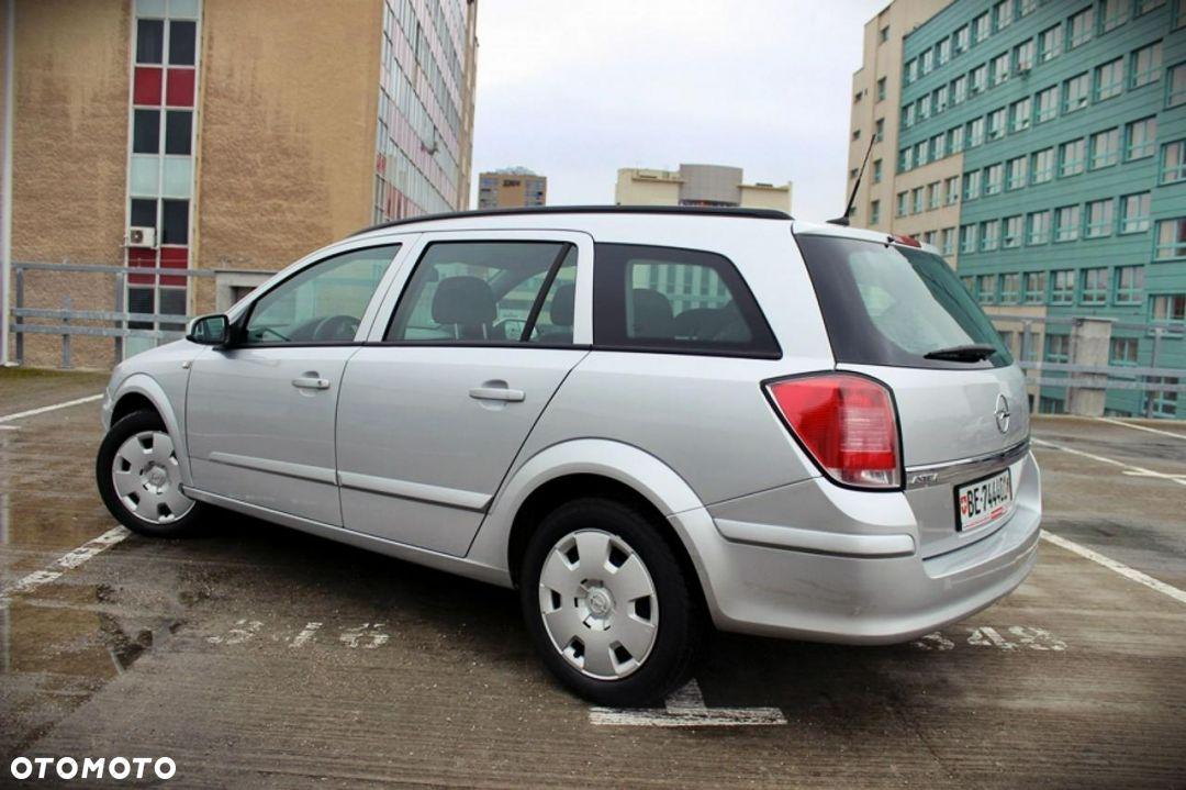 Opel Astra 1.6 Benzyna 105KM! Manual*Nawigacja*Klima*Serwis*Szwajcar!