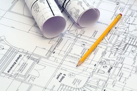 Kompleksowe prace projektowe inwestycji budowlanych