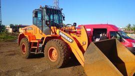 Serwis maszyn górniczych i maszyn budowlanych