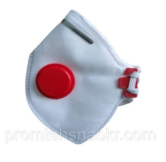 Maska przeciwpyłowa Spectrum-3K FFP3D