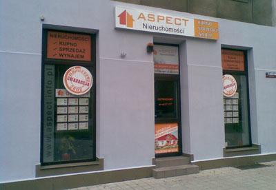 Franczyza od firmy Aspect