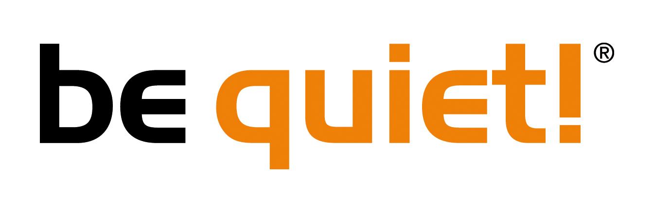 Be quiet logo pos rgb