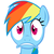 Thumb rainbow dash my little pony friendship is magic rainbow dash 33122188 479 500