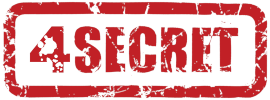 4Secret Logo