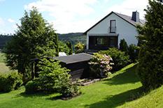 Vakantiehuis Eifelgarten