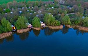 2.Bij natuurgebied Pingo: Camping de Watermolen in Groningen