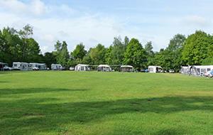 4.Op landgoed Enghuizen: Camping Jena