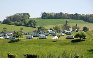 1.Camping Alleleijn met prachtig uitzicht