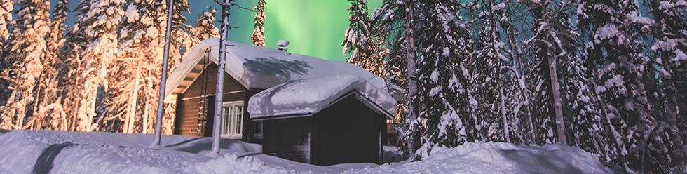 Vakantie Lapland