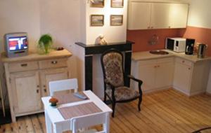 BedAndBreakfast Knokke-Guestroom