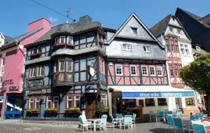 Hotel Blaue Ecke – Adenau, Duitsland