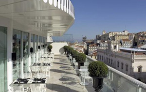 Vijfsterren Hotel Altis Avenida