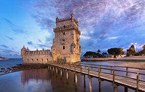 Zeevaarderstoren Torre de Belém