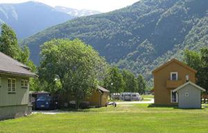 Bungalow Voss Resort Fjellheisar