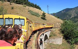 Met open dak door de Pyreneeën