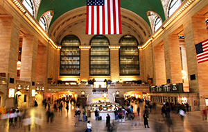 3. Grand Central Terminal in New York