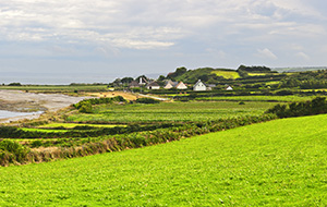 Wandelen in Normandië
