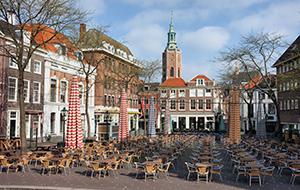 De Paasmarkt in Den Haag