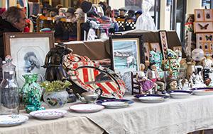 Brocantemarkten in Ile de France