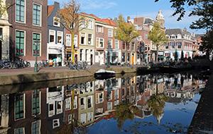 3. Bezoek hartje Leiden