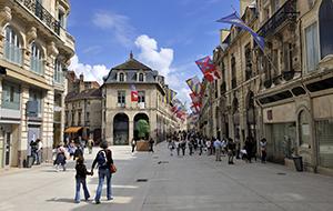 Historisch Dijon