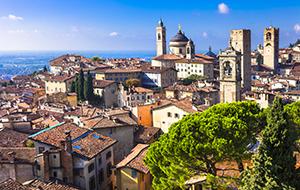 Meren en metropolen in Lombardije