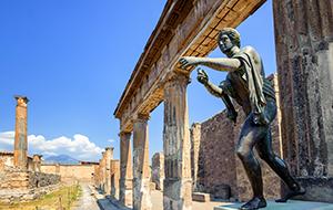 Bezoek Pompeï