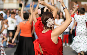 Flamenco show met tapas