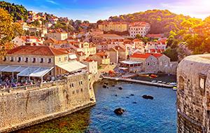 Historisch Dalmatië
