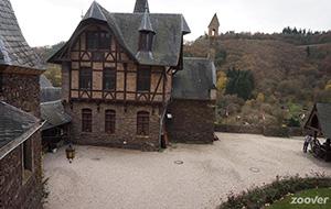 Rijkskasteel Cochem