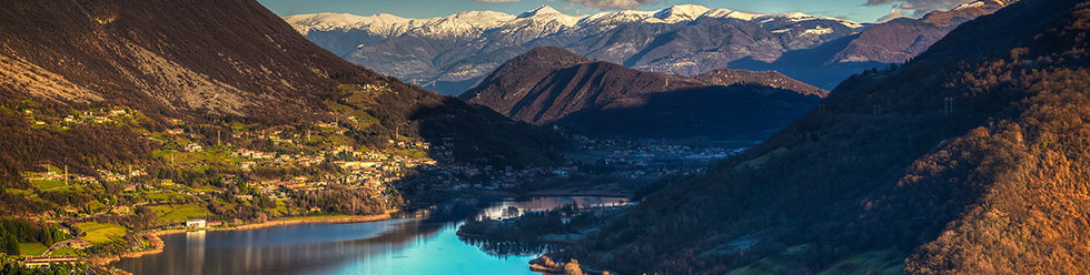 Camping Noord-Italië