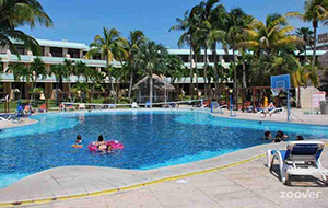 Ultra all-inclusive in Hotel Sol Palmeras