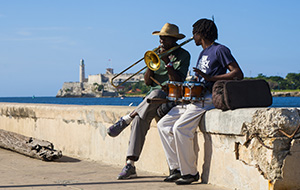 Ontdek het Cubaanse leven op de boulevard