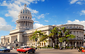 De drie wijken van Havana