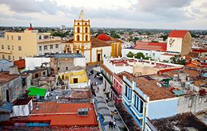 Maak een tussenstop in Camagüey