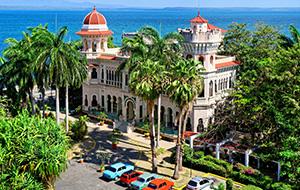 Bezoek het koloniale centrum van Cienfuegos