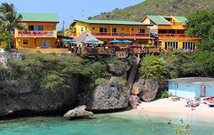 Het vrolijke Bahia Apartments