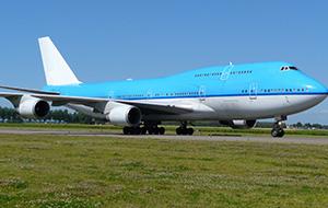Vliegtuig spotten op Schiphol