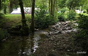 Verblijf in een luxe tent op Camping Les Schlossberg