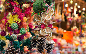Activiteiten kerstmarkt Oberhausen