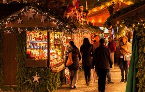 Kerstmarkt Oberhausen bezoeken