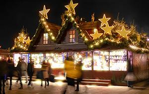 Activiteiten kerstmarkt Aken